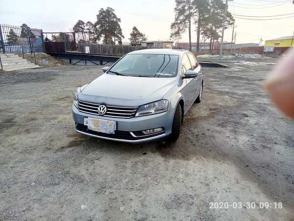 Volkswagen Passat, 2011 год, 540 000 руб.