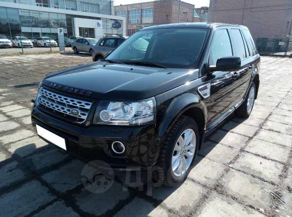 Land Rover Freelander, 2013 год, 1 019 000 руб.