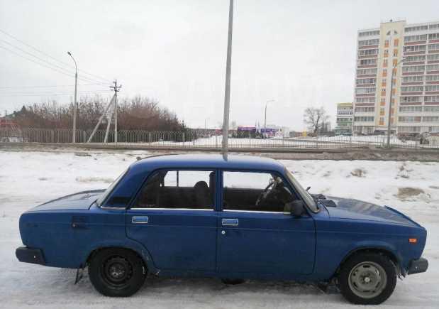 Лада 2107, 2005 год, 22 000 руб.