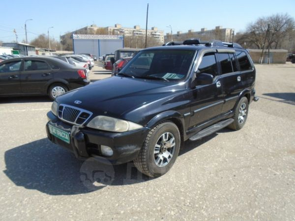 SsangYong Musso, 1999 год, 230 000 руб.