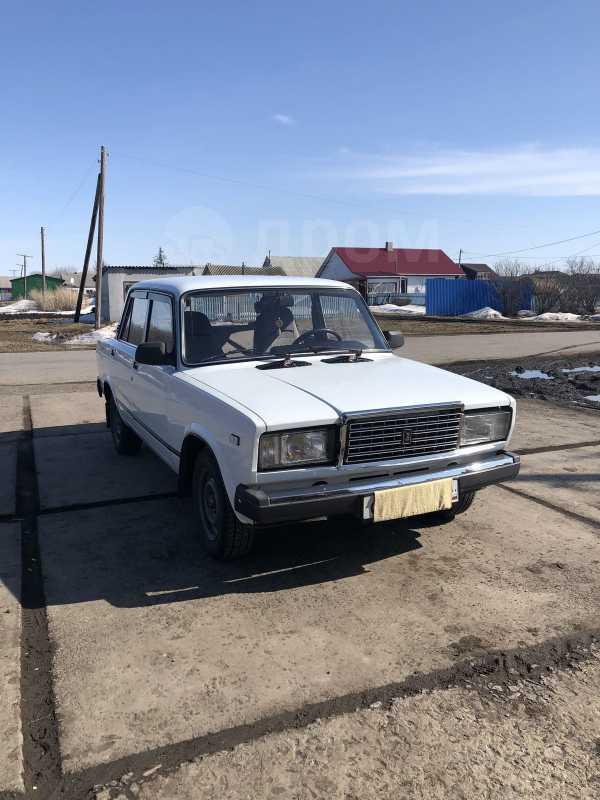 Лада 2107, 2010 год, 114 000 руб.