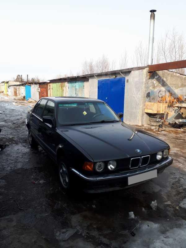 BMW 7-Series, 1992 год, 100 000 руб.