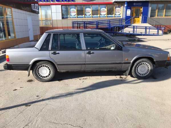 Volvo 740, 1988 год, 100 000 руб.