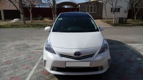 Анапа Prius a 2011