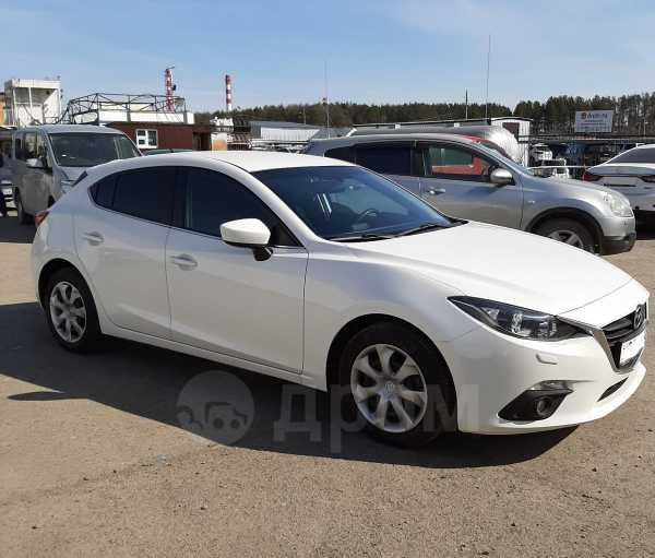 Mazda Mazda3, 2014 год, 789 000 руб.