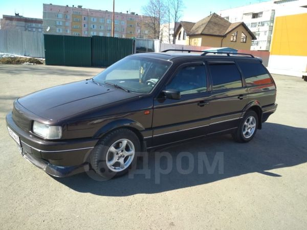 Volkswagen Passat, 1991 год, 172 500 руб.
