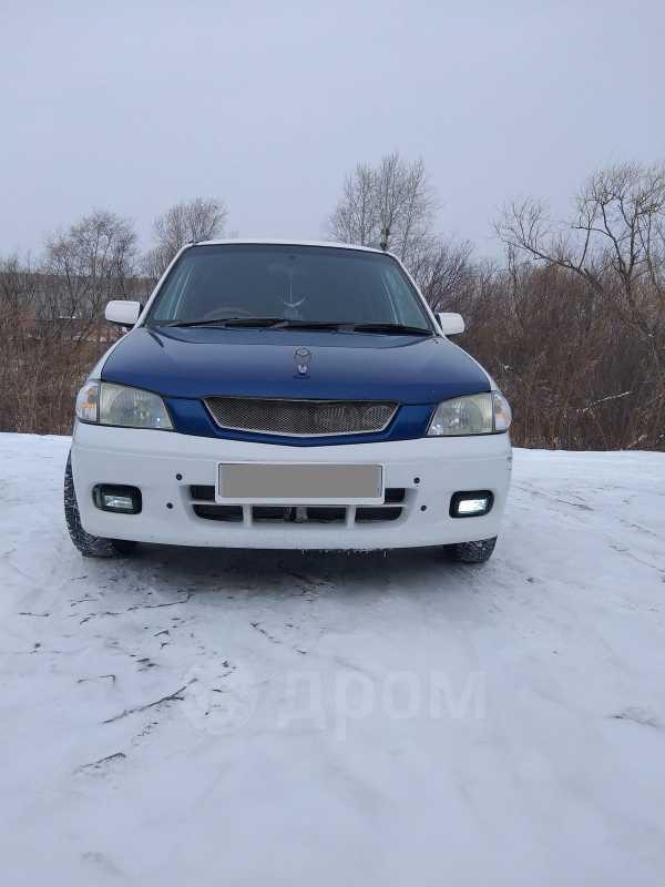 Mazda Demio, 2000 год, 115 000 руб.