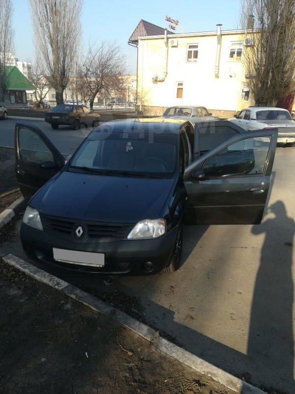Renault Logan, 2007 год, 145 000 руб.