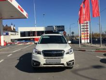 Волгоград Forester 2017