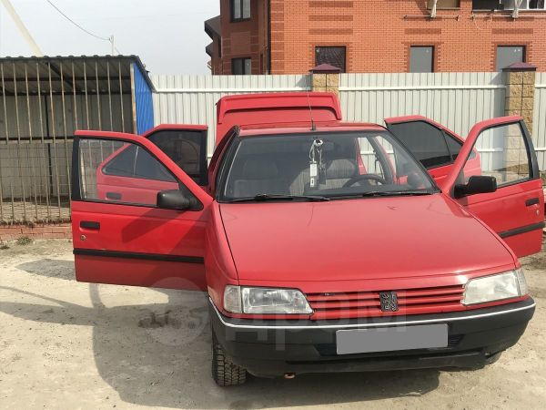 Peugeot 405, 1991 год, 65 000 руб.