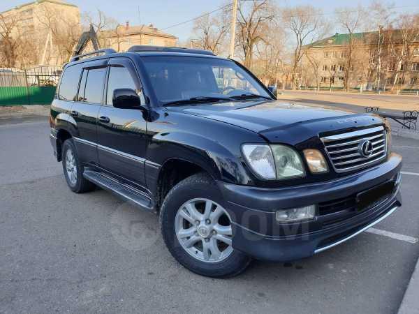 Lexus LX470, 2003 год, 1 190 000 руб.