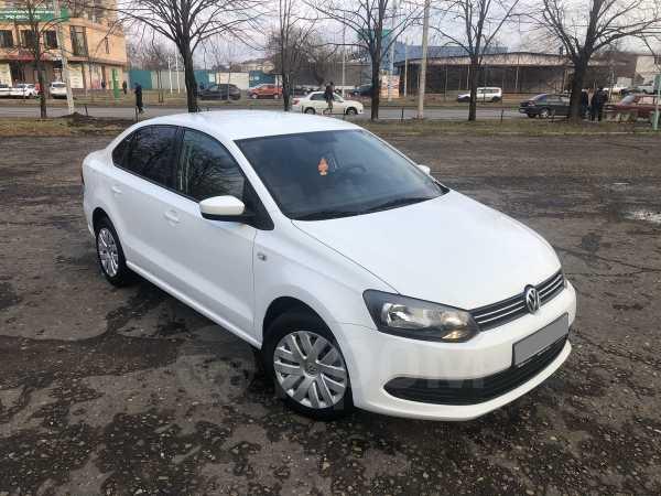 Volkswagen Polo, 2014 год, 453 000 руб.