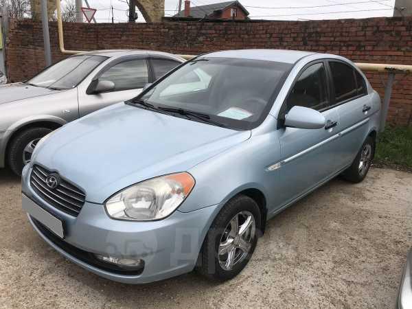 Hyundai Verna, 2007 год, 295 000 руб.
