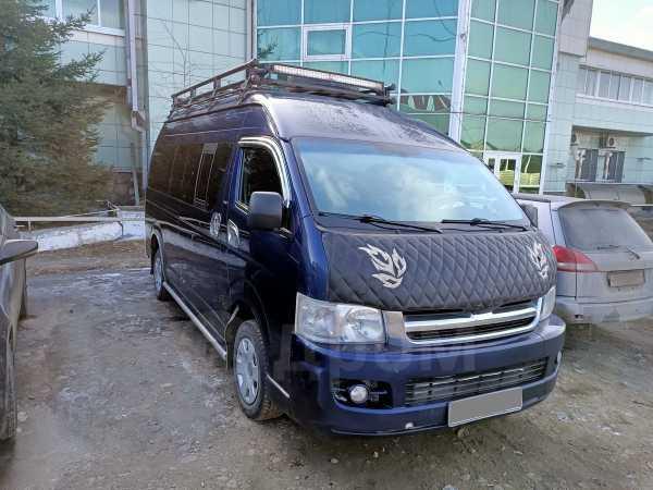 Toyota Hiace, 2005 год, 870 000 руб.