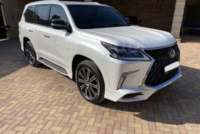 Lexus LX570, 2019 год, 7 500 000 руб.