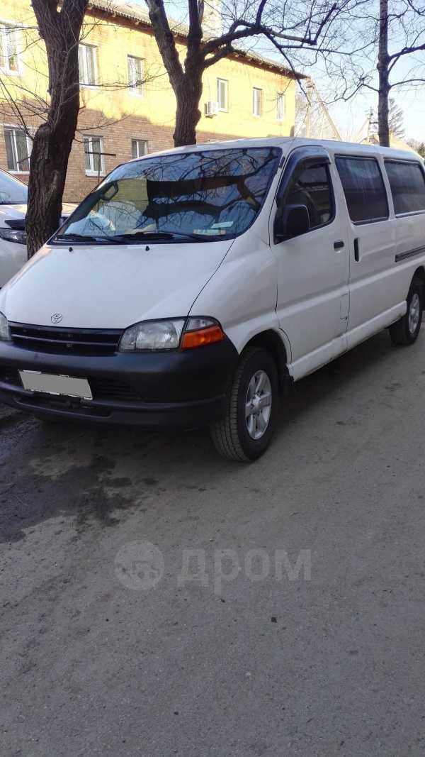 Toyota Hiace, 2000 год, 280 000 руб.