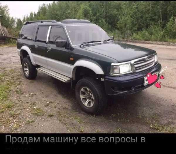 Mazda Proceed Marvie, 1988 год, 350 000 руб.