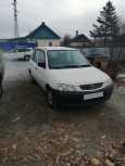 Mazda Demio, 2001 год, 120 000 руб.