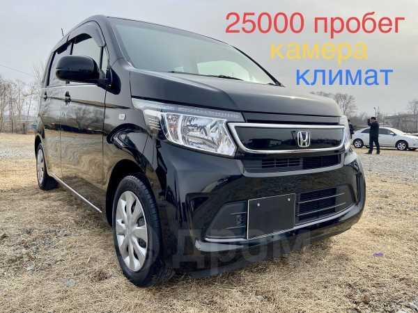 Honda N-WGN, 2015 год, 383 000 руб.