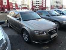 Тюмень Audi A4 2007