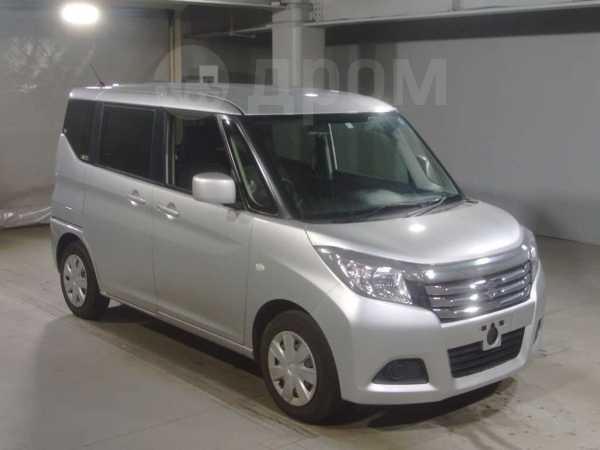 Suzuki Solio, 2015 год, 575 000 руб.