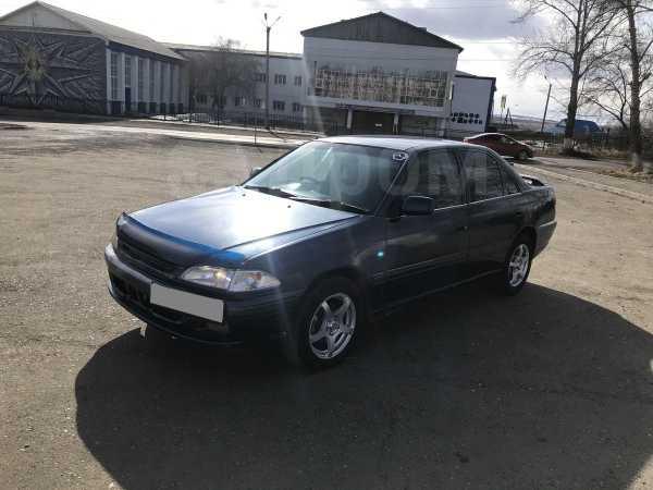 Toyota Carina, 1996 год, 257 000 руб.