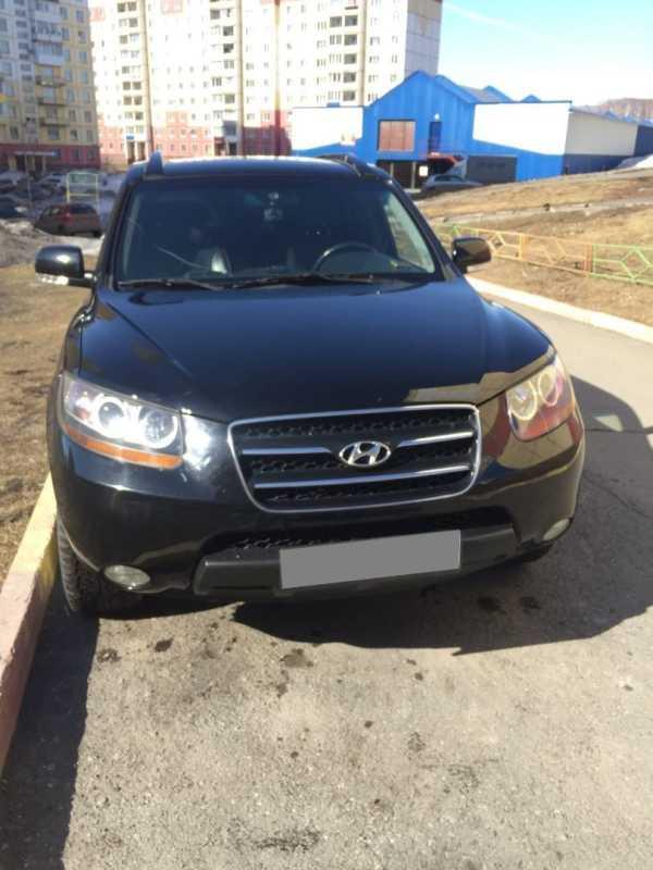 Hyundai Santa Fe, 2009 год, 725 000 руб.