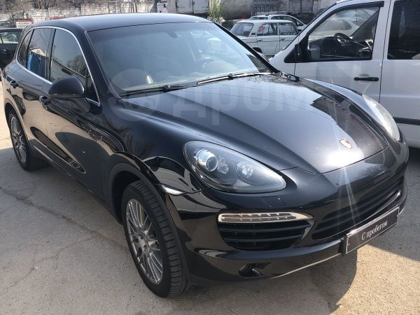 Porsche Cayenne, 2012 год, 2 120 000 руб.