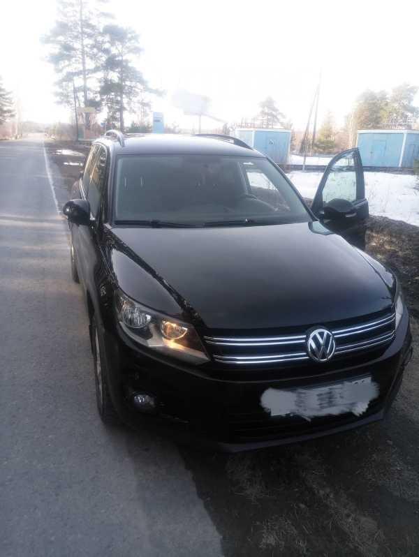 Volkswagen Tiguan, 2013 год, 710 000 руб.