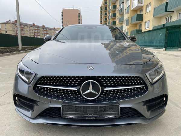Mercedes-Benz CLS-Class, 2018 год, 3 990 000 руб.