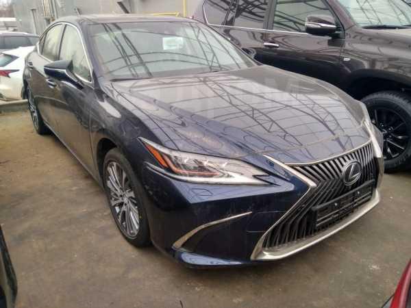 Lexus ES250, 2020 год, 3 750 000 руб.