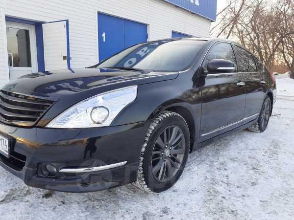 Nissan Teana, 2013 год, 740 000 руб.