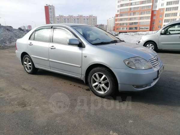 Toyota Corolla, 2005 год, 338 000 руб.
