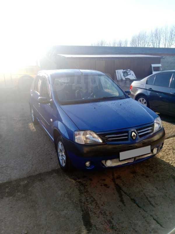Renault Logan, 2006 год, 230 000 руб.