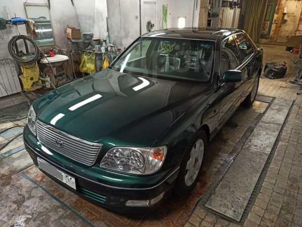 Lexus LS400, 1998 год, 550 000 руб.