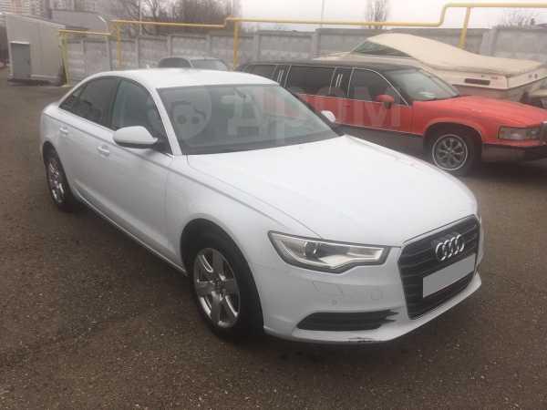 Audi A6, 2014 год, 1 000 000 руб.