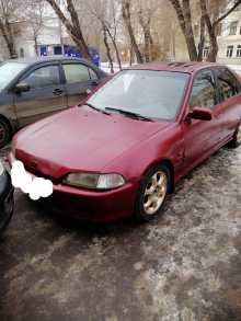 Шумиха Civic 1993