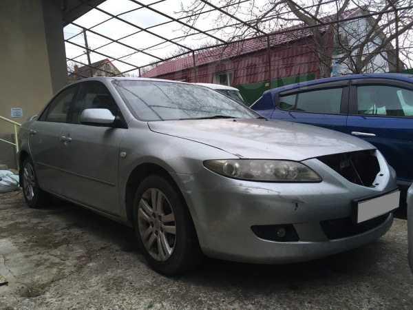 Mazda Mazda6, 2003 год, 205 000 руб.