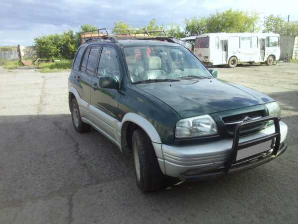 Suzuki Grand Vitara, 1998 год, 240 000 руб.