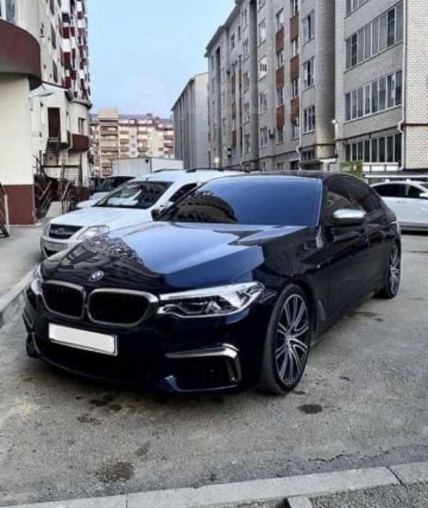 BMW 5-Series, 2017 год, 3 990 000 руб.