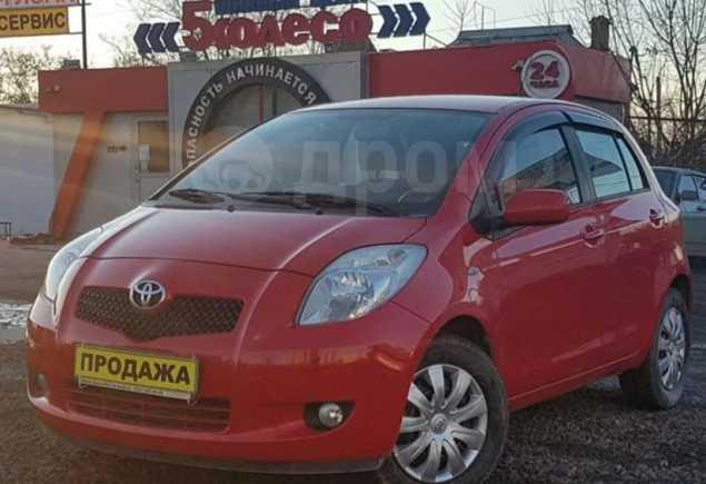 Toyota Yaris, 2009 год, 325 000 руб.