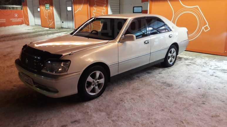 Toyota Crown, 2001 год, 430 000 руб.