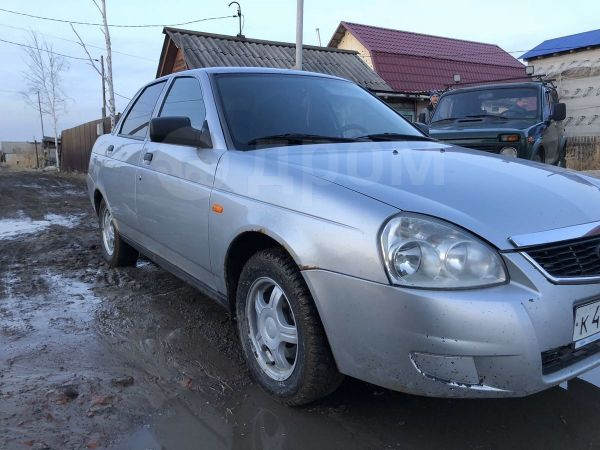Лада Приора, 2008 год, 125 000 руб.