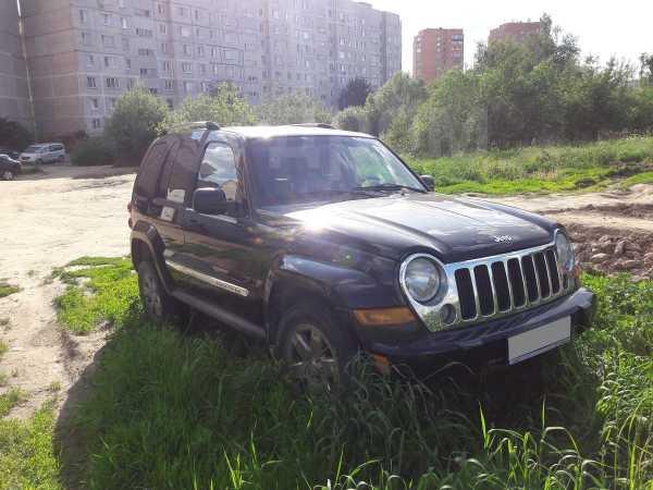 Jeep Cherokee, 2007 год, 530 000 руб.