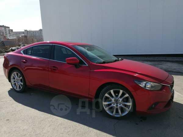Mazda Mazda6, 2013 год, 965 000 руб.