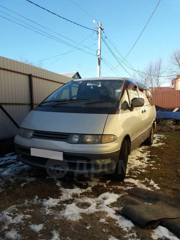 Toyota Estima Lucida, 1992 год, 110 000 руб.