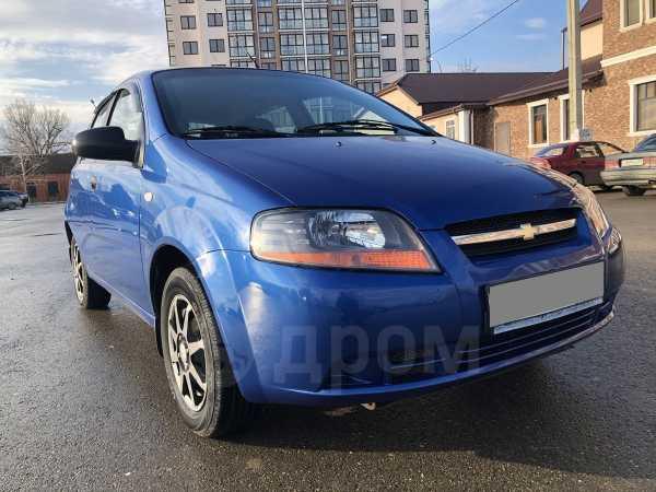 Chevrolet Aveo, 2007 год, 229 000 руб.