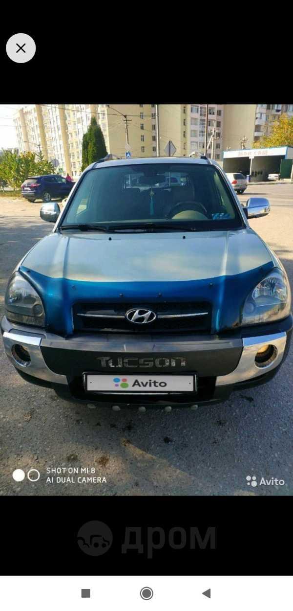 Hyundai Tucson, 2004 год, 400 000 руб.