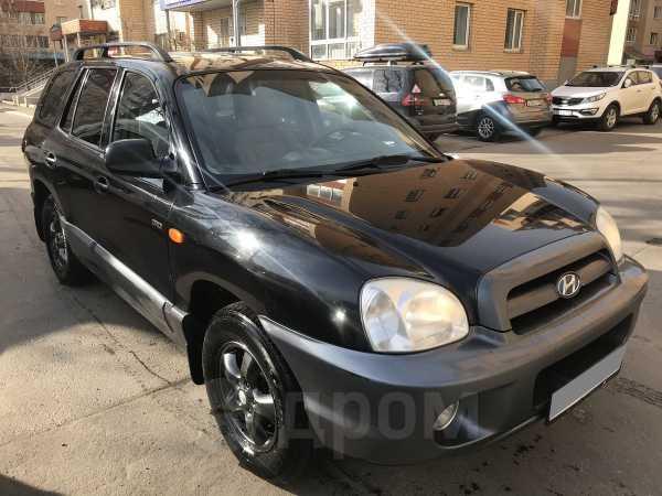 Hyundai Santa Fe, 2005 год, 310 000 руб.