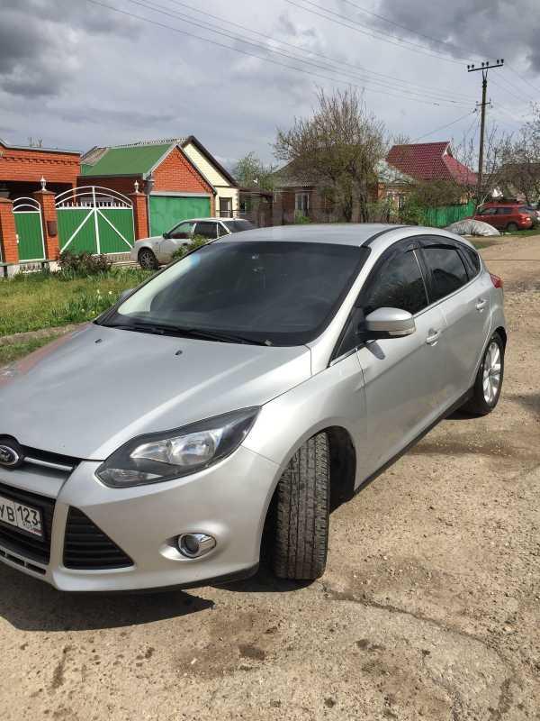 Ford Focus, 2012 год, 415 000 руб.